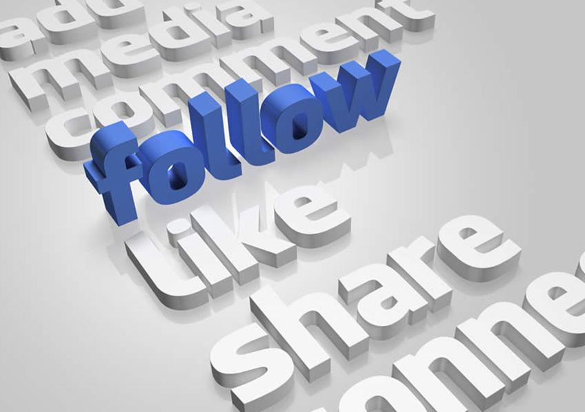 Esteja preparado para entrar nas redes sociais