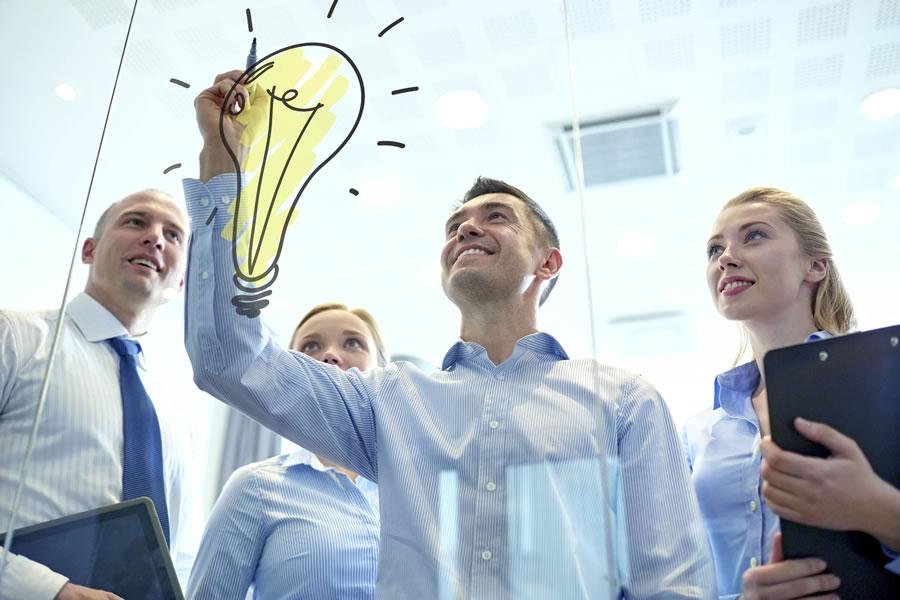Campanhas internas de sucesso têm apoio da liderança