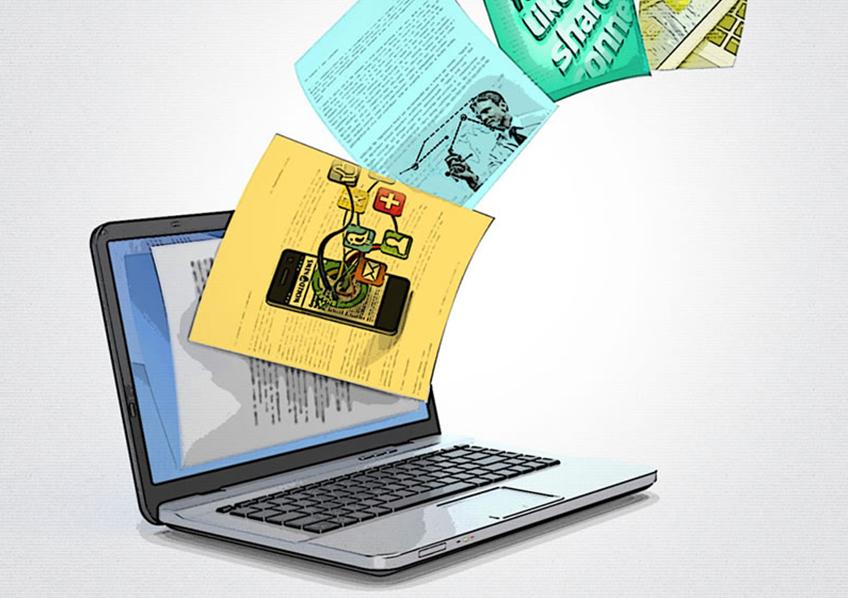 Ferramentas impressas podem (e devem) conviver com as digitais