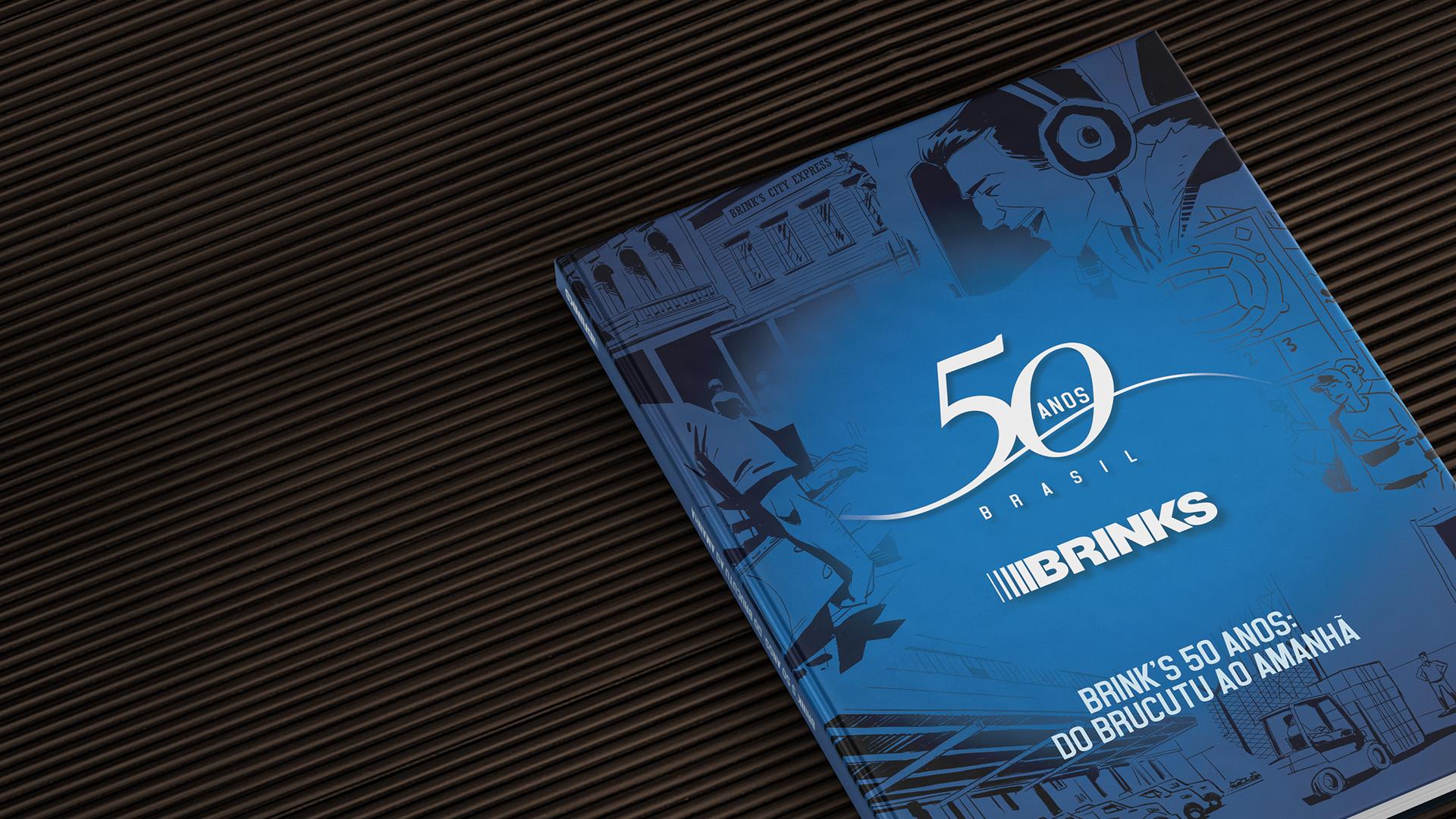 Brink's 50 anos - Do brucutu ao amanhã