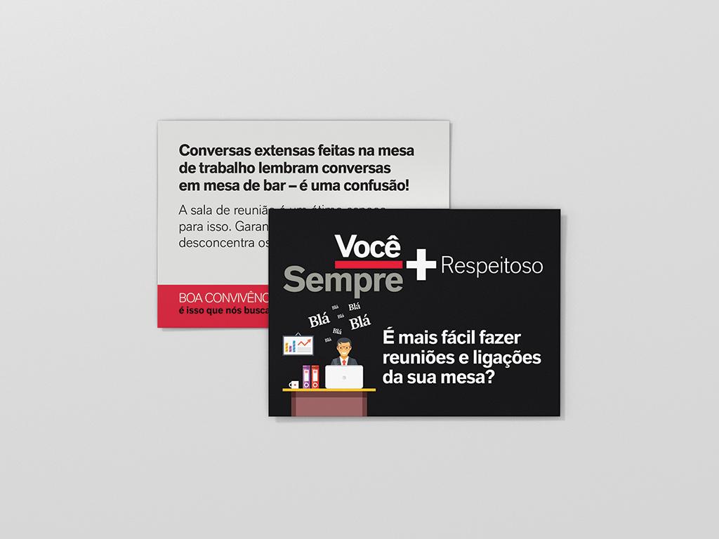 Lanxess – Você sempre + – Cartão Postal