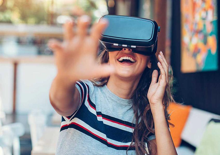 Realidade virtual: storytelling de uma forma diferente