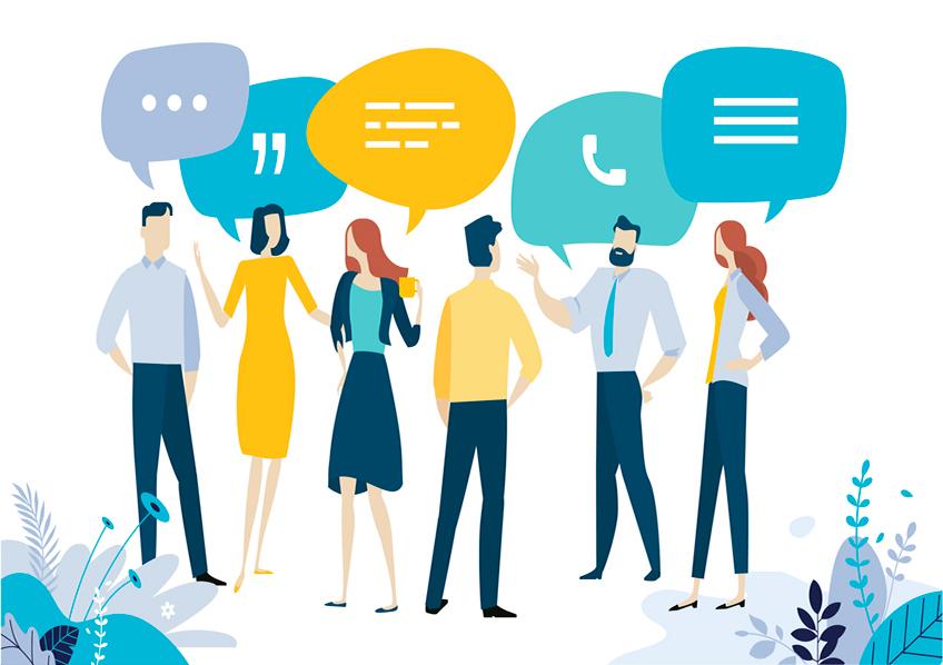 O papel da comunicação interna em períodos de grandes mudanças organizacionais
