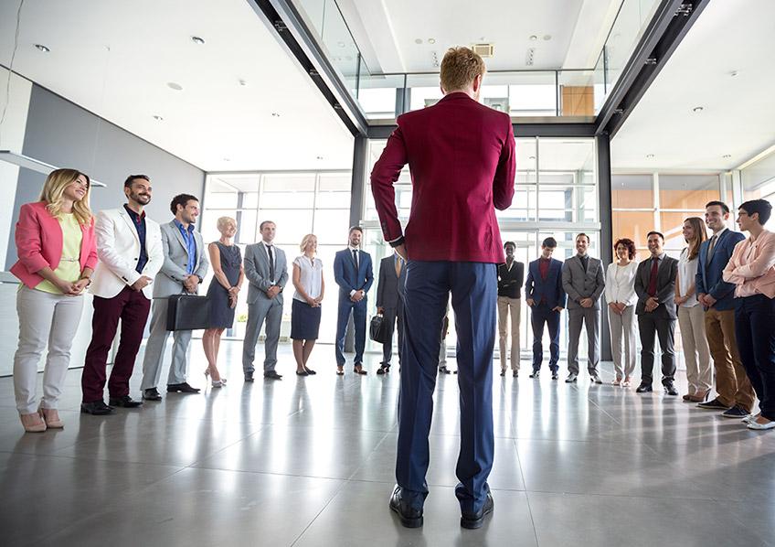 Estratégias de comunicação para a tomada de decisões