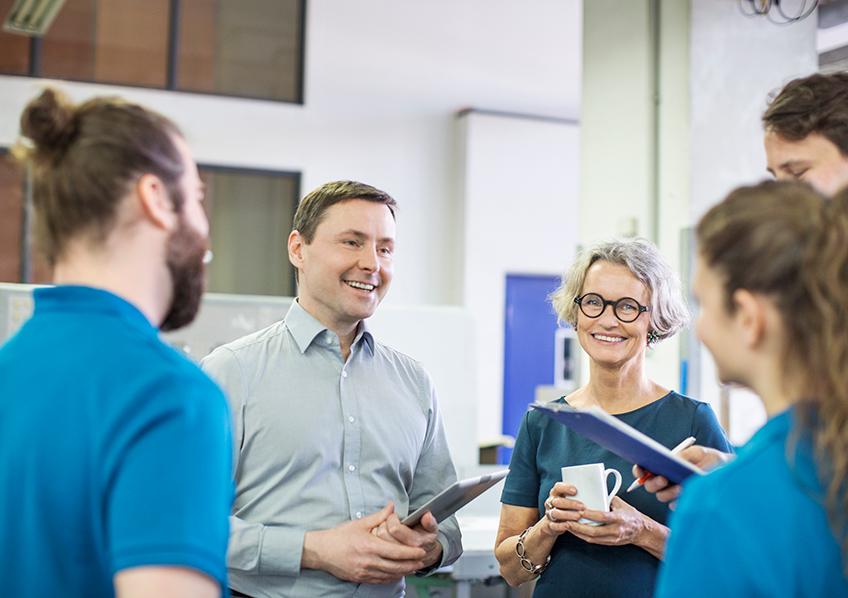 A importância da média liderança como interlocutores na comunicação interna