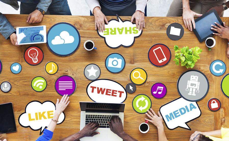 Redes sociais: má gestão pode afetar o faturamento de uma empresa