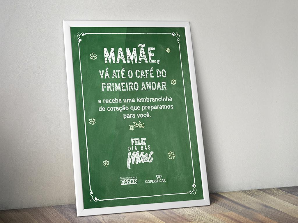 Copersucar – Dia das Mães – Cartaz