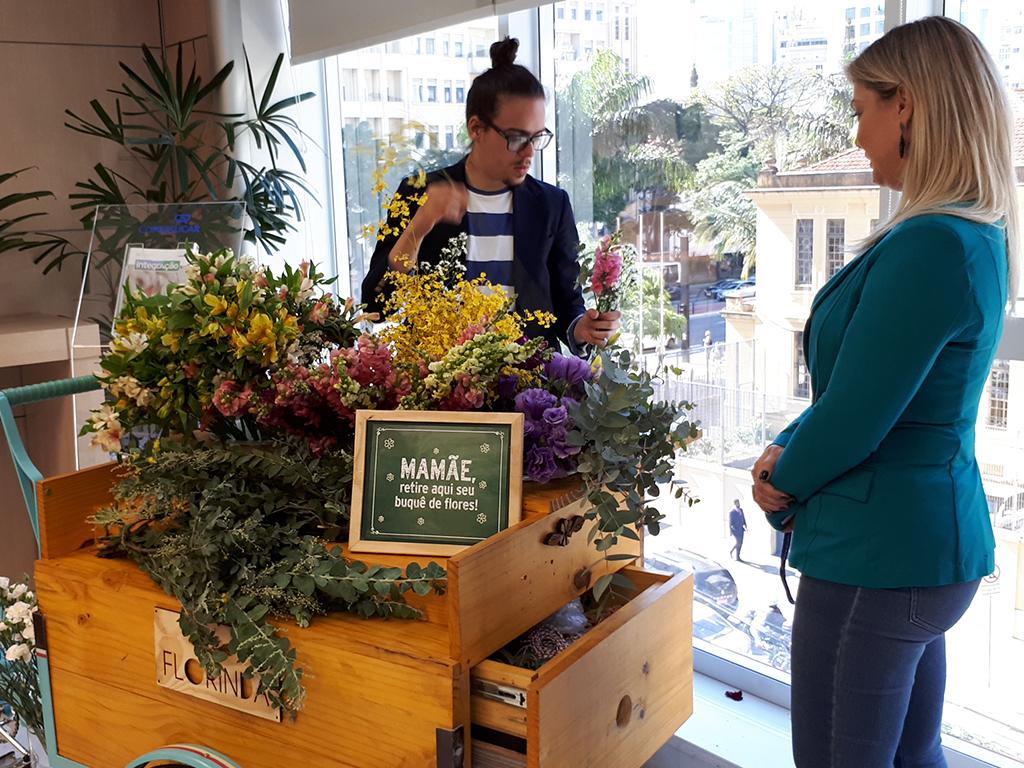 Copersucar – Dia das Mães – Florista