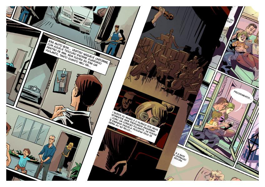 O poder da graphic novel na comunicação interna e no marketing