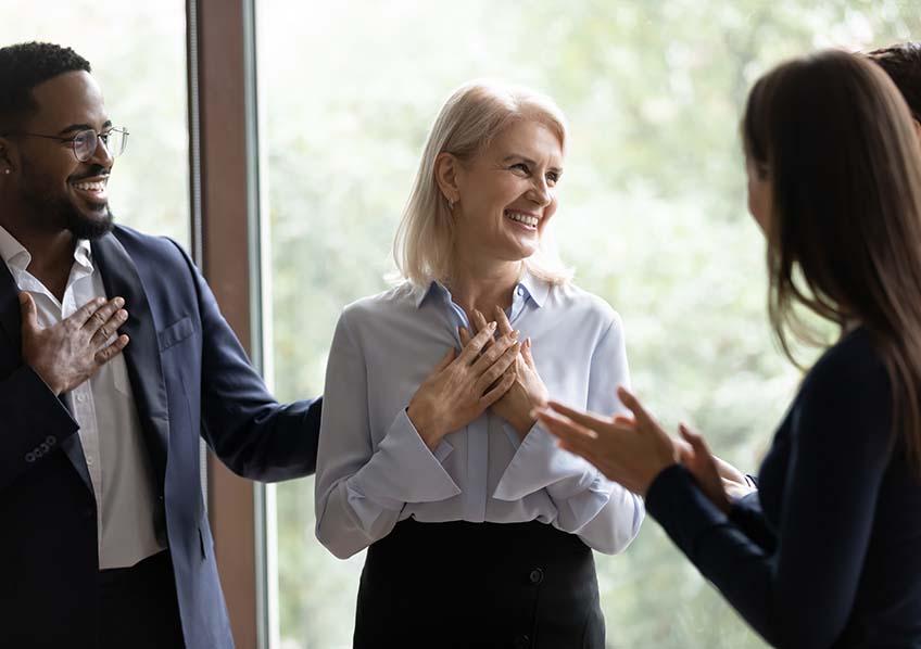 O impacto das ações de reconhecimento aos funcionários